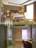 Kamar tidur utama dan kamar mandi sebagai sumber inspirasi Sari Purnawati