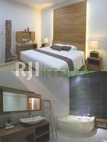 Kenyamanan ala Jawa modern pada kamar tipe suite room