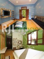 Living room dan Family room Villa Aquin