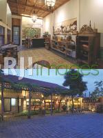 Lobby Area Warisan Heritage Resort and Resto