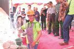 Peletakan Batu Pertama Nirwana Residence