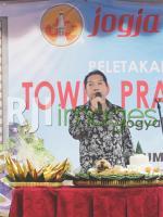Peletakan Batu Pertama Tower Prambanan, Jogja Landmark Apartment#2