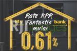 Persembahan BUNGA 0,61% KPR FANTASTIS Maybank