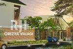 Perspektif Maingate Orizya Village