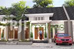 Perspektif new concept 1 lantai tipe 47, Arsita Regency Titibumi