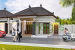 Perspektif rumah tipe 70-hook, Josari Residence