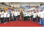 Peserta pameran REI Expo, terdiri atas developer dan mitra perbankan