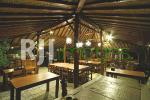 Resto Omah Kecebong yang menyuguhkan menu-menu lokal