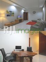 Ruang Keluarga dan ruang Kerja