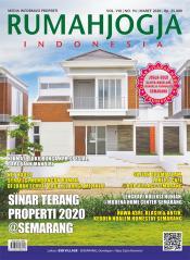 RumahJogja Indonesia edisi Maret 2020