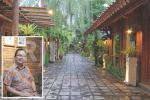 Warisan heritage resort and resto milik Ir. Sugiarto Gunawan