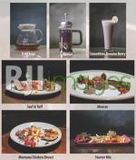 Aneka menu AYONGÉ CAFE AND RESTO